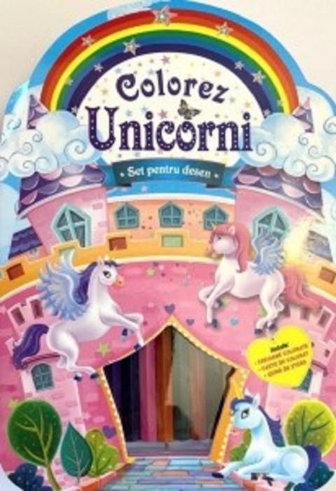 Colorez unicorni - Set 0