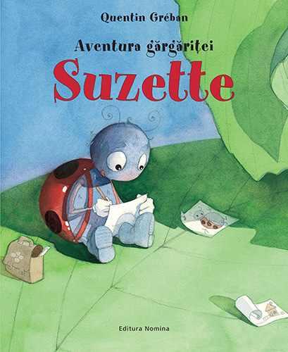 Aventura gărgăriței Suzette-ed.2 0