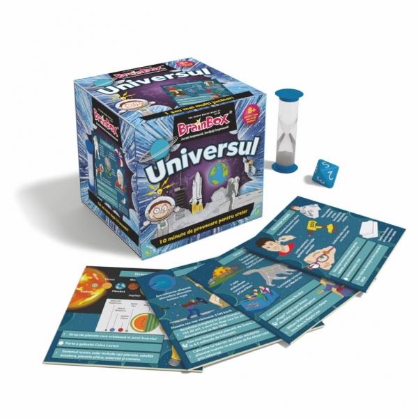 BrainBox Universul 0