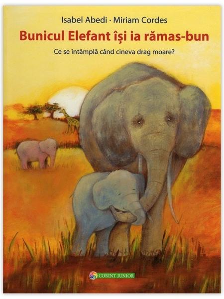 Bunicul Elefant îşi ia rămas-bun 0