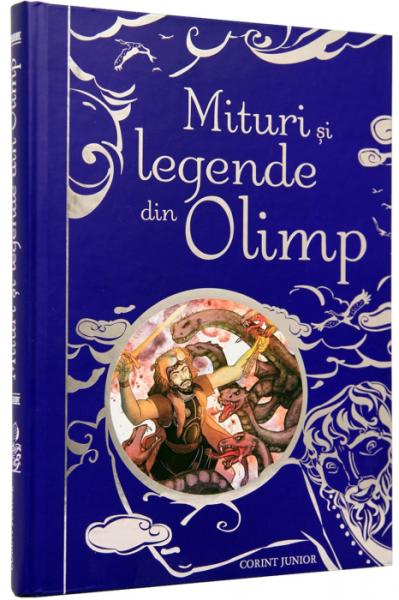 Mituri şi legende din Olimp 0