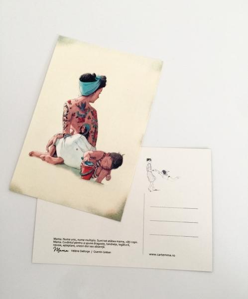 Postcard Mama P8 0
