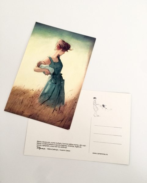 Postcard Mama P6 0