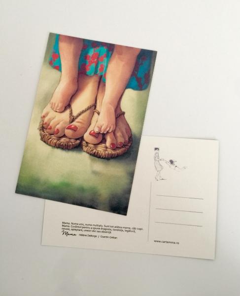 Postcard Mama P9 0