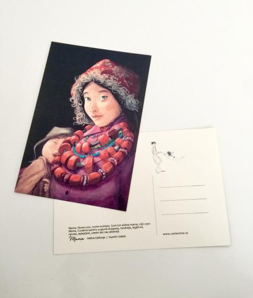 Postcard Mama P3 0