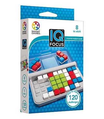 IQ FOCUS Smart Games 0