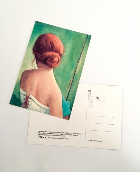 Postcard Mama P14 0