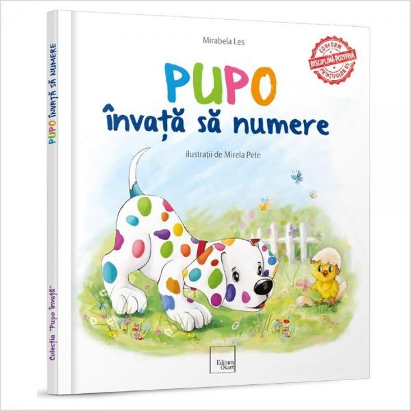 PUPO învață să numere 0