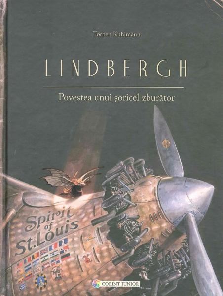 Lindbergh. Povestea unui şoricel zburător 0