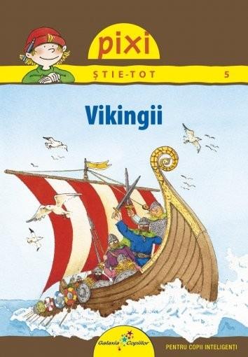Pixi știe-tot. Vikingii 0