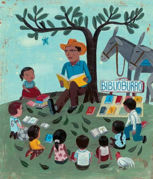 Biblioburro și cărțile călătoare 1