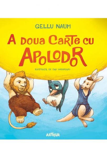 A doua carte cu Apolodor 0
