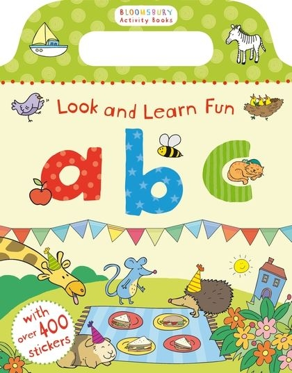 Look and Learn Fun ABC 0
