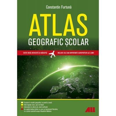 Atlas geografic școlar. Ediția a V-a 0