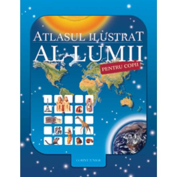 Atlasul ilustrat al lumii pentru copii [0]