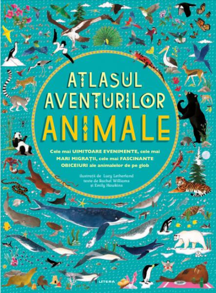Atlasul aventurilor. Animale [0]