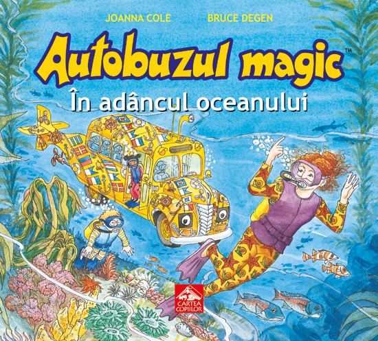 Autobuzul magic. In adancul oceanului 0