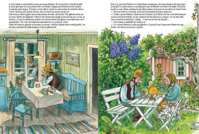 Aventuri cu Pettson si Findus [2]