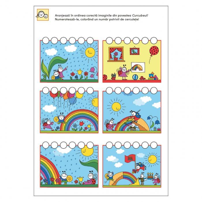 Bobiță și Buburuză - Carte cu activități, jocuri și povești nr. 1 3