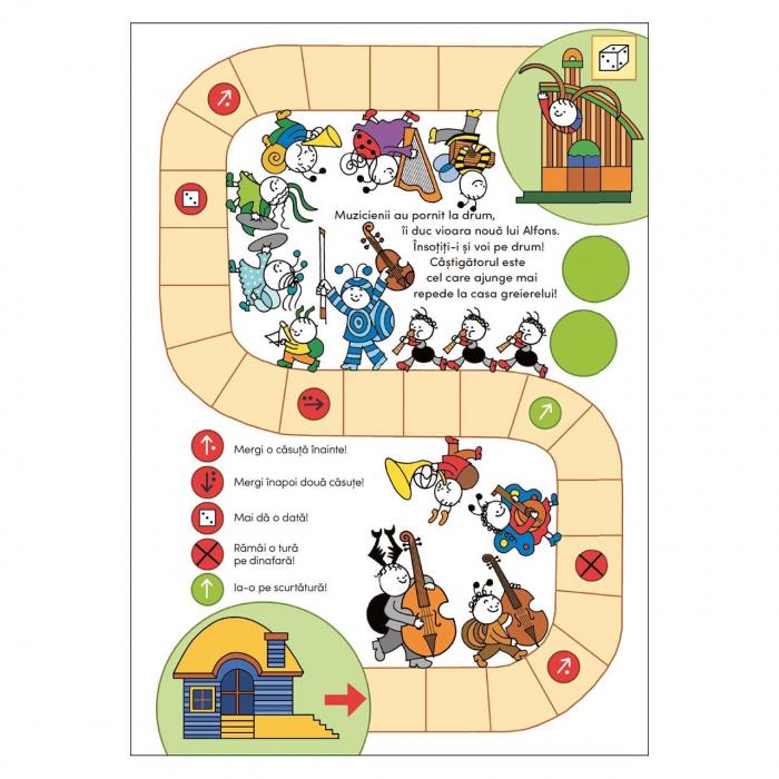 Bobiță și Buburuză - Carte cu activități, jocuri și povești nr. 2 [1]