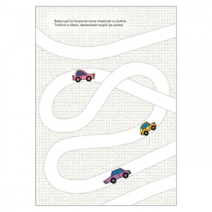 Bobiță și Buburuză - Carte cu activități, jocuri și povești nr. 2 [3]