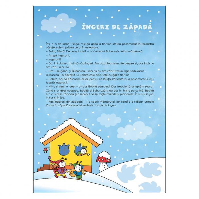 Bobiță și Buburuză - Carte cu activități, jocuri și povești nr. 3 [2]