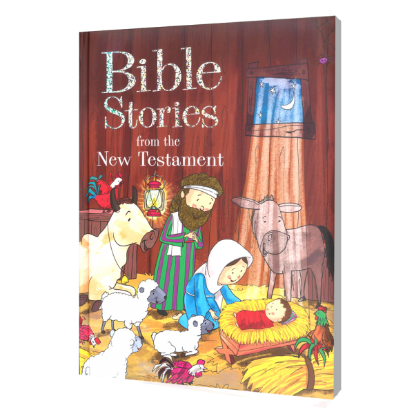 Bible Stories for the New Testament 1