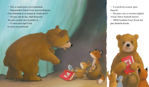 Carte rănită-Biblioteca ursului 5