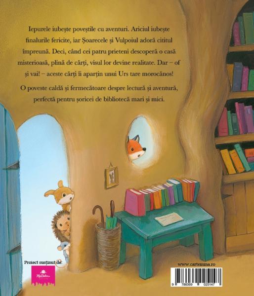 Biblioteca ursului 1