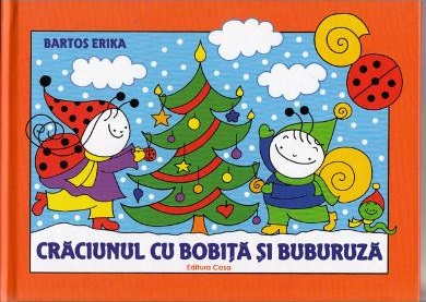 Crăciunul cu Bobiță și Buburuză 0