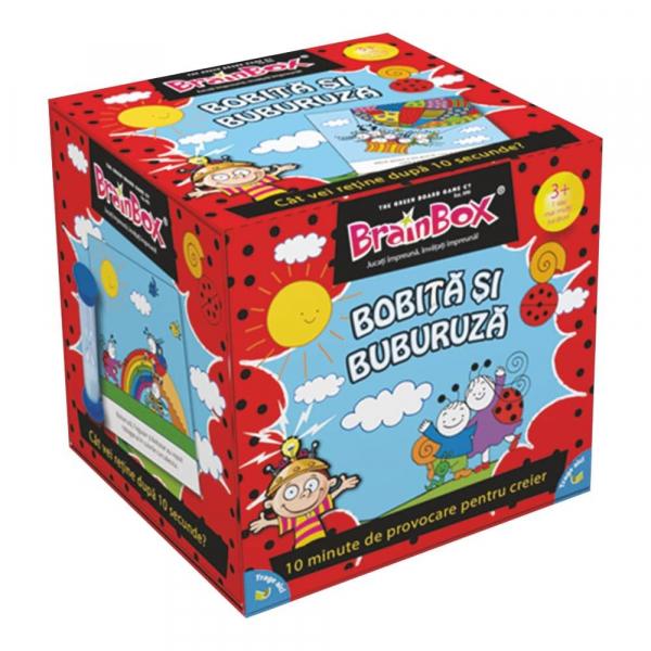 BrainBox - Bobiță și Buburuză 0
