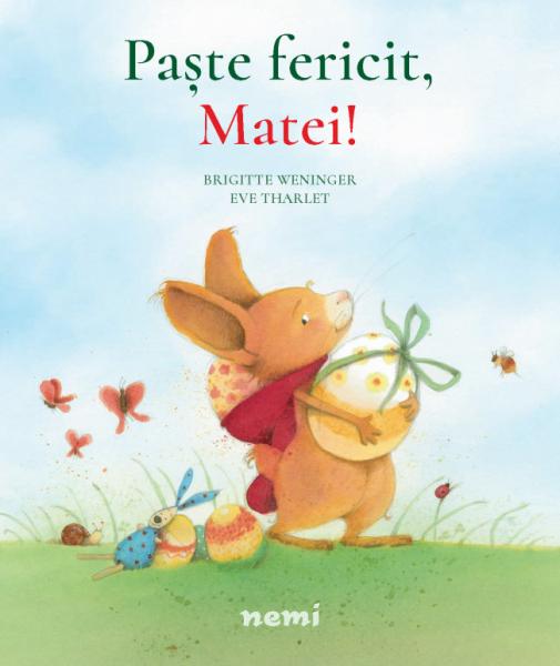 Paște fericit, Matei! 0