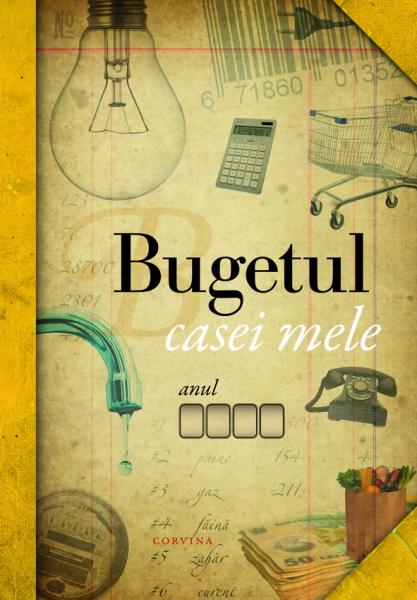 Bugetul Casei mele-Agenda 0