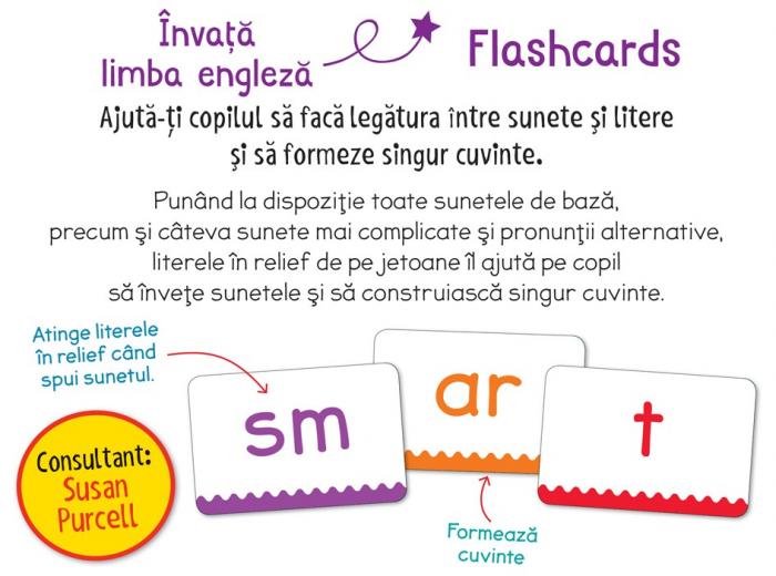 Build a word - Formeaza cuvinte - Jetoane Limba Engleza [1]