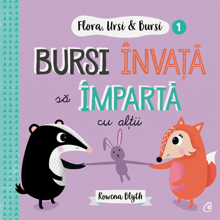 Flora,Ursi & Bursi 1. Bursi învață să împartă cu alții [0]