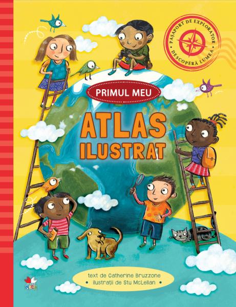 Primul meu atlas ilustrat 0