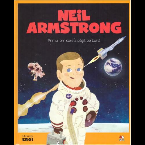 Neil Armstrong - Primul om care a pășit pe Lună 0