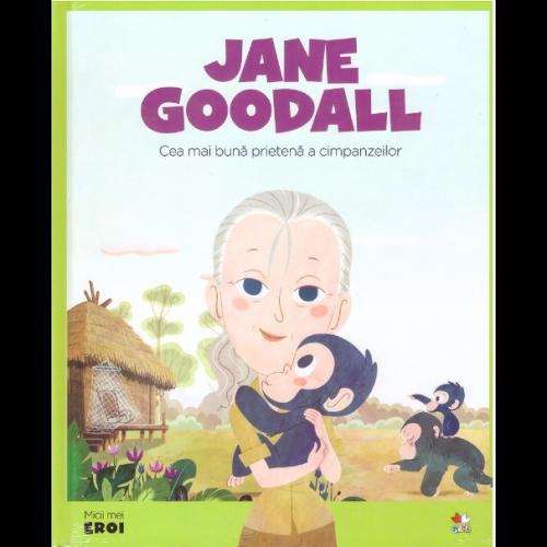 Jane Goodall - Cea mai bună prietenă a cimpanzeilor [0]