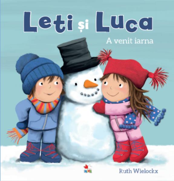 Leti și Luca. A venit iarna 0