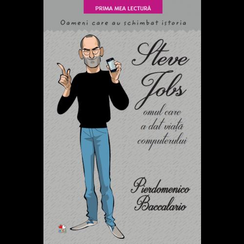 Steve Jobs, omul care a dat viață computerului 0