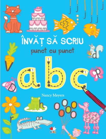 Învăț să scriu punct cu punct ABC 0