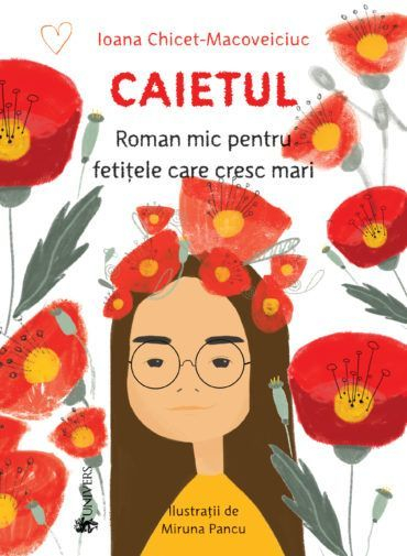 Caietul, roman mic pentru fetițele care cresc mari 0