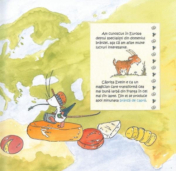 Tilda Șoricela - O călătorie fascinantă în jurul lumii 3