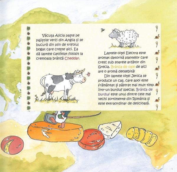 Tilda Șoricela - O călătorie fascinantă în jurul lumii 5
