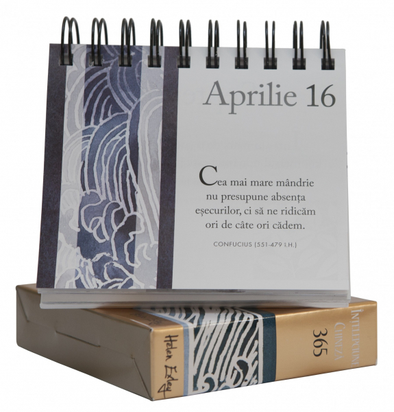"""Calendarul """"365 de zile: Înțelepciune chineză"""" 1"""