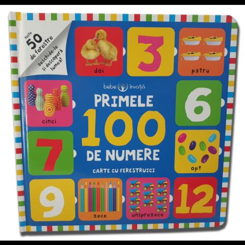 Bebe învață. Primele 100 de numere 0