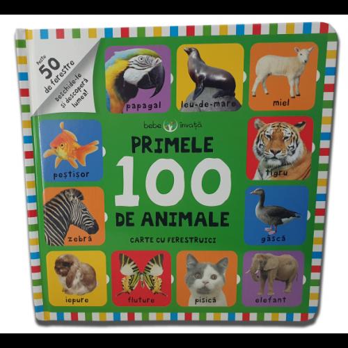 Bebe învață. Primele 100 de animale 0