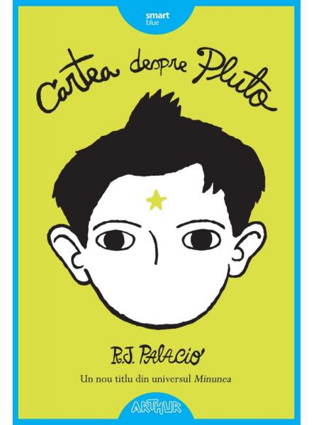Cartea despre Pluto 0