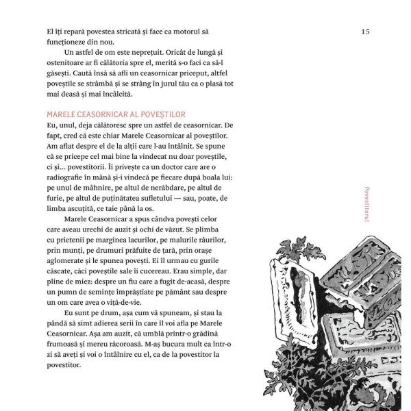 Cartea meseriilor disparute 3