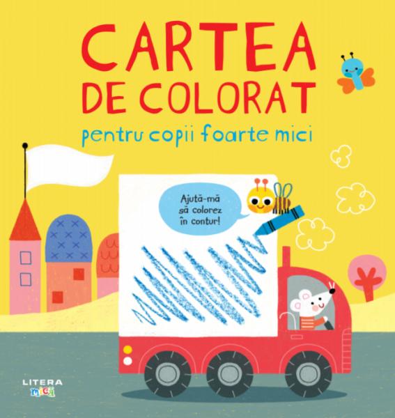 Cartea de colorat pentru copii foarte mici [0]